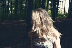 shine (pat.netwalk) Tags: shine light hair forest copyrightpatrickfrank