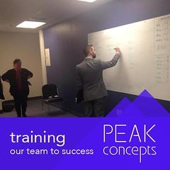 #TrainingSuccess #PeakConcepts (peak.concepts) Tags: peak concepts rockaway nj peakconceptscom reviews jobs careers marketing