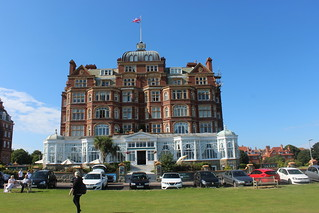 Folkestone, The Grand Hotel
