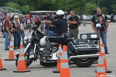 233 Wayne - Fort Lee Police (rivarix) Tags: newjerseylawenforcementmotorcycleskillsrun policerodeo policeridingcompetition policeman policeofficer lawenforcement cops policemotor fortleepolicedepartmentnewjersey harleydavidsonpolicemotorcycle harleydavidsonroadking motorcops