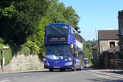 SK65PWO First Somerset and Avon 35167 (neiljennings51) Tags: first somerset avon wrightbus wright wells service 376 bus psv pcv mendip explorer xplorer