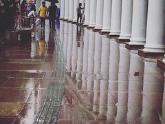 Notes From The Underground (Mayank Austen Soofi) Tags: delhi walla monsoon rain connaught place notes from the underground