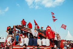 IMG_0620.JPG (esintu) Tags: rally protest flag turkish yenikapi istanbul turkey coup democracy