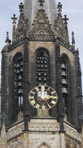 Delft Torenklok Nieuwe Kerk