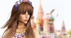 Moscow (susannedrechsler (susannedrechsler.wordpress.com)) Tags: 7deadlys{k}ins song ersch barberyumyum