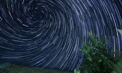 Vortex Star Trails (Slavco Stojanoski) Tags: startrails stars vortex northstar polaris north nightsky sky astrophotography
