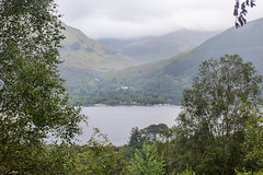 A rainy glimpse of Loch Lomond (RiserDog) Tags: lochlomond rowardennan tarbet benlomond argyllandbute scotland