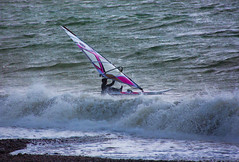 Windsurfing (Seahorse-Cologne) Tags: frankreich france francia bretagne breizh brittany fecamp windsurfing