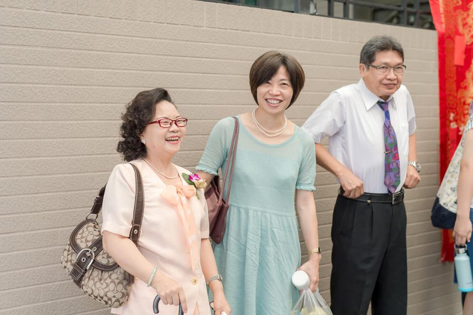 台南婚攝 情定婚宴城堡永康館 婚禮紀錄 C & V 027