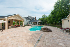 After 2016 (1) (The Sharper Cut Landscapes) Tags: belgardhardscapes patio pavers plantings paverdesign pool pavilion walkway steps seatwall retainingwall landscapedesign landscaping landscapecompany landscapelighting thesharpercutlandscapes thesharpercut