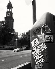 Sticker graffiti (mcknightpercy) Tags: hallokarlo thimp stickers graff tag slaptag slapart 2016 artists art streetart slaps sla color urban artwork ups moniker name germany unitedstates unitedstatesofamerica usa people culture network