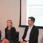 young alumni panel