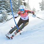 Women's U16 Slalom PHOTO CREDIT: Coast Mountain Photography www.coastphotostore.com/Events/Whistler-Cup-2015