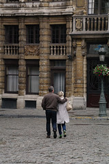 Sweet Brussels (Natali Antonovich) Tags: brussels architecture couple grandplace pair together harmony heandshe sweetbrussels