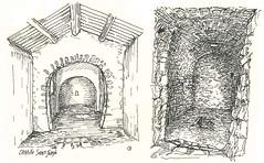 Ruines du Vieux Village - Saint Joseph et Citerne