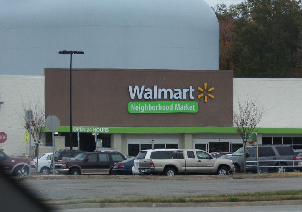 Walmart Virginia Beach Blvd Va