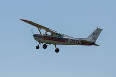 Photo of G-BSTO - Cessna 152 - Bodmin Airfield, Cornwall