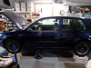Get car level in the air_2 (Pedal2Metal) Tags: auto 2003 vw tranny automatic flush gti 18t atf tiptronic