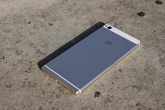 Huawei P8 smartphone