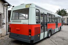 Karosa B831 prototype (1988) (The Adventurous Eye) Tags: prototype karosa muzea b831 depozit technickho