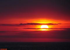 EsplanadeSunsetII (mcshots) Tags: ocean california travel sunset sea sky usa sun beach water colors clouds evening coast skies stock socal mcshots southbay swells springtime redondobeach losangelescounty