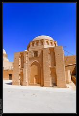 Yadz (Iran) : Prison d'Alexandre (L'Abominable Homme de Rires) Tags: iran yadz