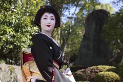Geisha (Japanexperterna.se) Tags: portrait woman japan japanese kyoto maiko geiko geisha   kimono sayaka  chionin