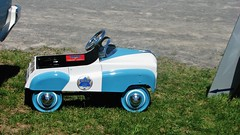 LITTLE SHERIFF CAR (richie 59) Tags: usa ny newyork cars grass america walking outside fairgrounds us spring unitedstates weekend saturday vehicles trucks newyorkstate autos rhinebeck automobiles carshow nys nystate dutchesscounty hudsonvalley 2015 motorvehicles rhinebeckny venders metaltoy midhudsonvalley dutchesscountyny midhudson sheriffcars 2010s richie59 rhinebeckcarshow townofrhinebeck townofrhinebeckny may2015 may22015