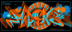 Maonz by hoper - exchange (Hoper 1) Tags: wallpaper graffiti design 3d artist drawing digitalart adobe illustrate hoper digitalsketch digitalgraffiti graffiti3d vectorgraffiti photoshopcs6 vectorpiece