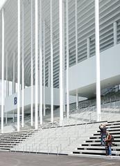 Nouveau Stade de Bordeaux (JP2H) Tags: new france building sport architecture football arquitectura frankreich stadium estadio francia bau architettura stade nuevo neu aquitaine gironde desportivo edificion desporte