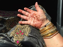 Henna Hand 2 (Peace Lvr) Tags: henna mehndi indian wedding