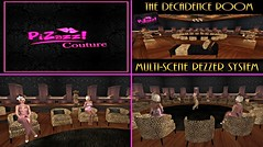 The Decadence Room (Athena0232) Tags: building chair furniture room secondlife scenes skybox decadence pizazz pzc