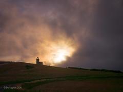 Belle Tout Lighthouse (amipal) Tags: beachyhead building clouds england gb greatbritain lighthouse sky sunset sussex uk unitedkingdom belletout