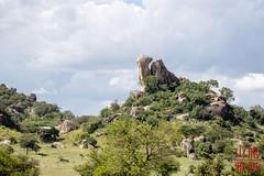 Phallic rock (DragonSpeed) Tags: africa tanzania safari mara tz kopje serengetinationalpark seroneraregion tzday04 africanwildcatsexpeditions