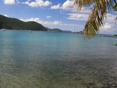 Cane Garden Bay Tortola BVI (Wallyfish) Tags: cane garden bay tortola bvi