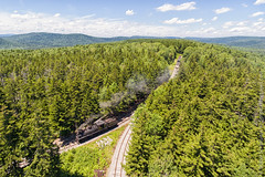 Cass Railroad Wye (Scriptunas Images) Tags: county mountain west virginia shay cheat pocahontas wye cassscenicrailroad walterscriptunasii