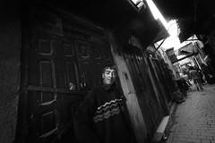 (knet2d) Tags: street blackandwhite bw monochrome 35mm candid streetphotography morocco fez medina smilax populatedisolation sonya7r