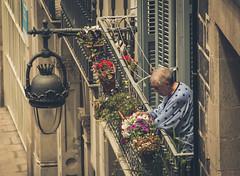 balcn (lauwsi) Tags: balcn balcony barcelona street spain espaa