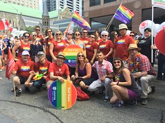 Toronto PRIDE Weekend (Unifor the union | le syndicat) Tags: unifor union theunion pride solidarity parade