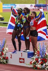 Asher smith medal (stevennokes) Tags: woman field athletics birmingham track meadows running smith mens british hudson sainsburys asher muir hurdles rooney 100m 200m sprinter 400m 800m 5000m 1500m mccolgan twell