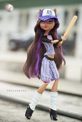 Monster high sport day (PruchanunR.) Tags: monster high wolf doll clawdeen