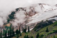 Beyond The North Winds (Pedalhead'71) Tags: heliotroperidge glacier washington landscape mountain fog deming unitedstates us