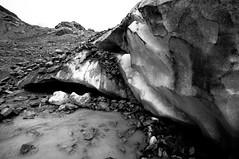 Morteratsch (koDesign) Tags: nikon d300 sigma1020mmf456exdchsm engadin graubnden sommer morteratsch gletscher glacier ice eis wasser water steine stone berge mountain tal valley schweiz swizterland bw