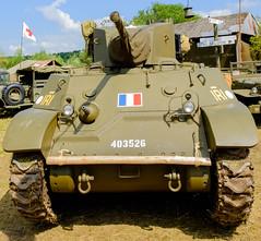 20160806-DSCF1155 (Captivating_Colors) Tags: ww2 wwii world war worldwar army stuff us leger battlefield military vehicle vehicles transport tank