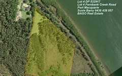 Lot 4 Fernbank Creek Road, Port Macquarie NSW