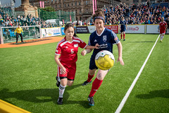 Homeless World Cup 2016, George Square, Glasgow, Scotland - 13 July 2016 (Homeless World Cup Official) Tags: hwc2016 homelessworldcup aballcanchangetheworld thisgameisreal streetsoccer glasgow soccer scotland kyrgyzstan ball action