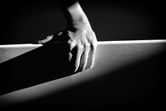 Support (marcus.greco) Tags: conceptual hand support light shadow portrait selfportrait