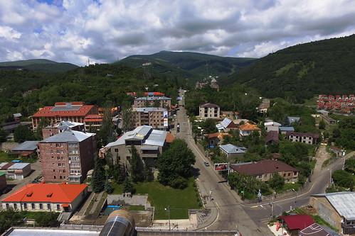 Tsaghkadzor, aerial view, 2016.07.03 (03)