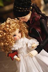 [Mother Dearest] Morgana Evanesca (Roterwolkenvogl) Tags: iplehouse jid violet pearlsofdanube fairyland ltf littlefee luna viridianhouse dollzone