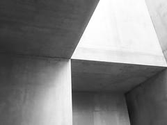 Architectural concret (keinidyll) Tags: architecture concret aufgang bw salzburg museumdermoderne mnchsberg sichtbeton abstract minimal